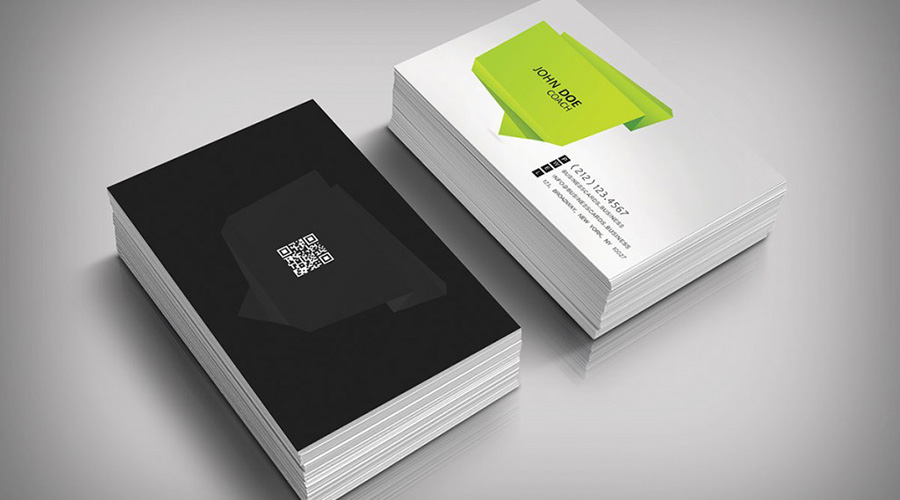 business card, branding, rh technology2