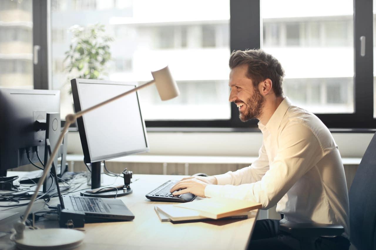 Business website, rh technology